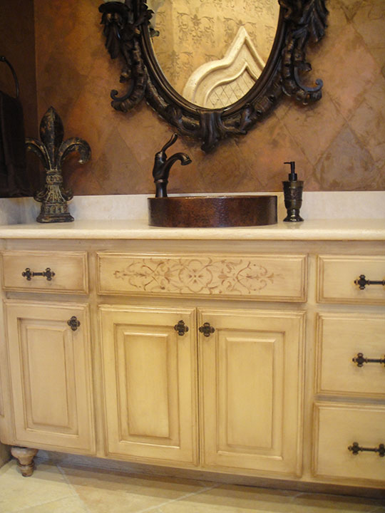 Cabinet and Furniture Refinishing