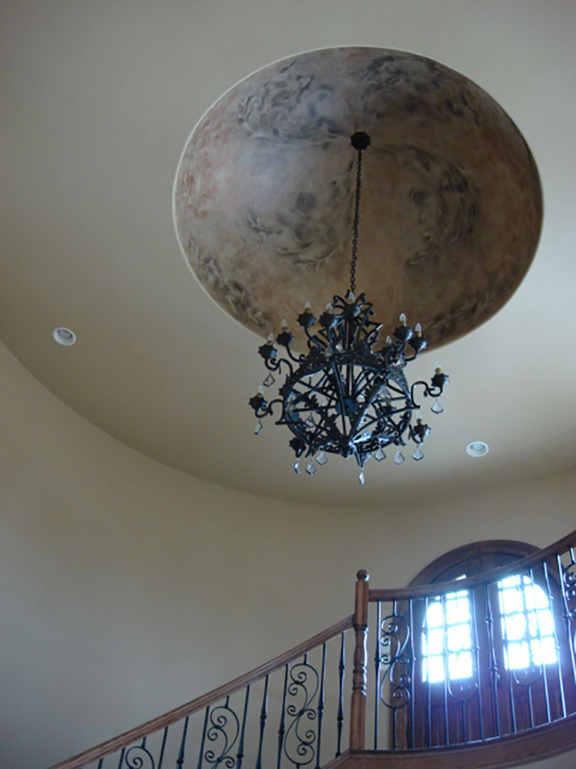 Domes, vaults, ceilings